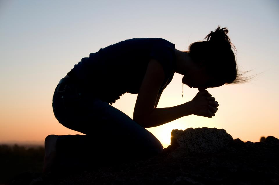 PrayingOnYouKnees